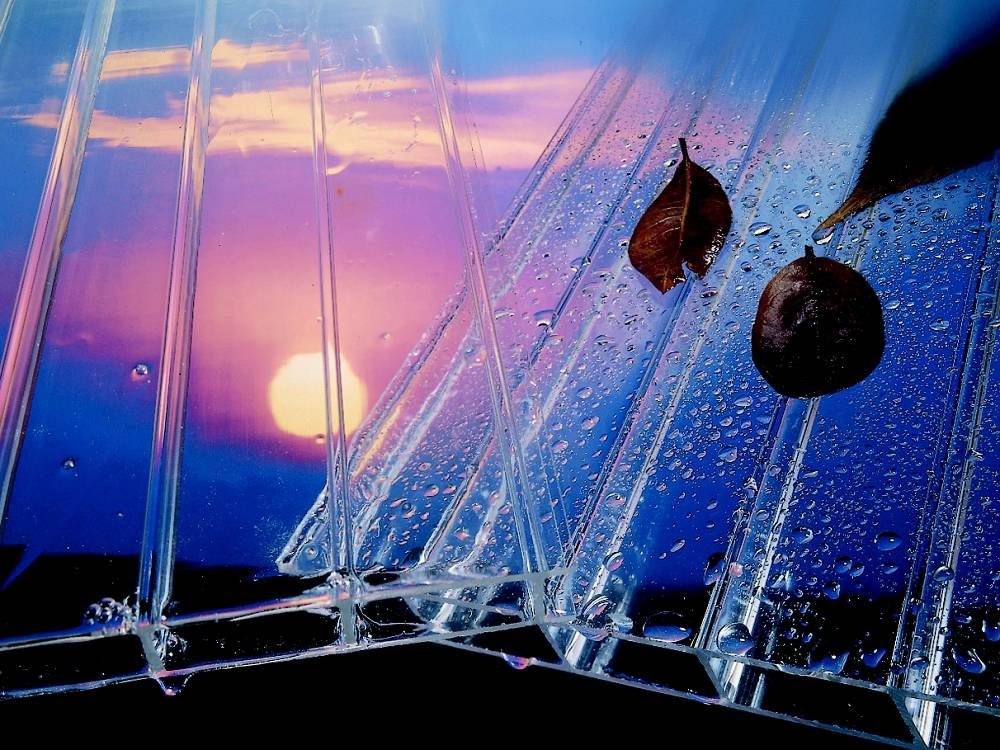 Polykarbonát Makrolon úprava No drop
